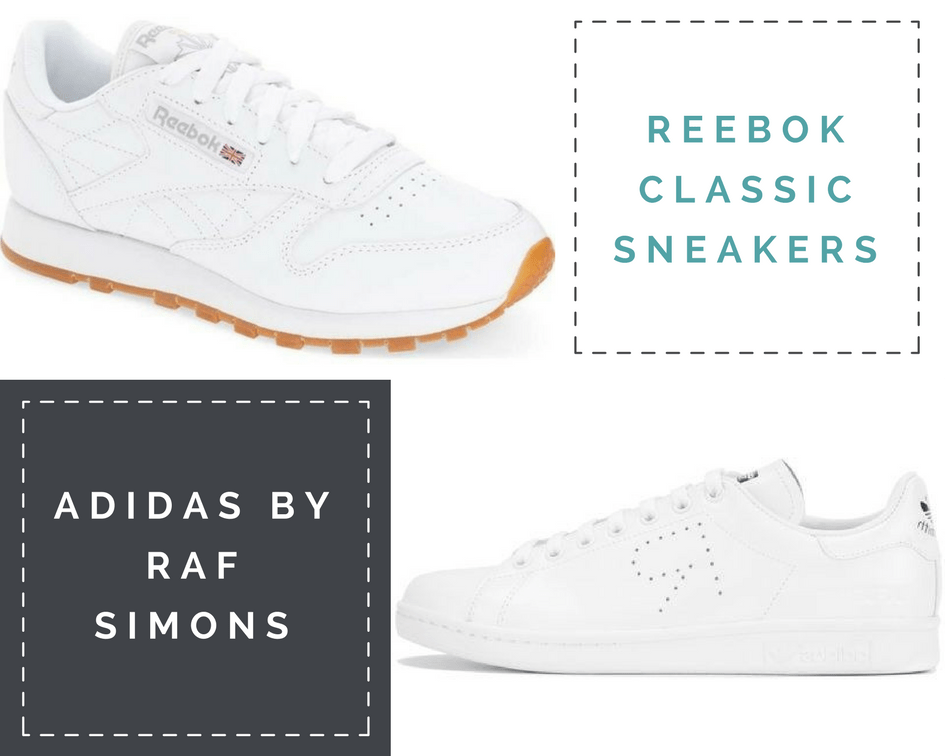 Reebok Classic Sneakers & Adidas By Raf Simons