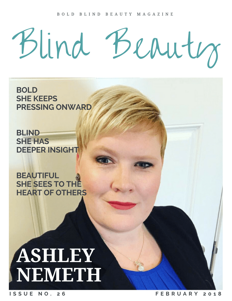 Blind Beauty Issue 26 is described in the body of the post.