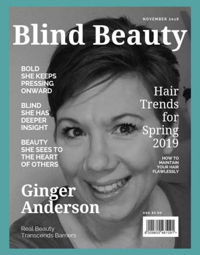 Blind Beauty 61 Featured Image description is in the body of the post.