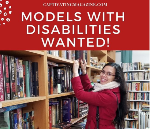 Worldwide Search For Models With Disabilities! same image as the featured image