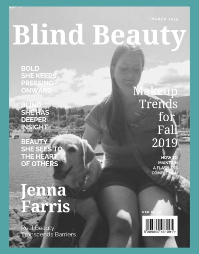 Blind Beauty 72 | Jenna Farris