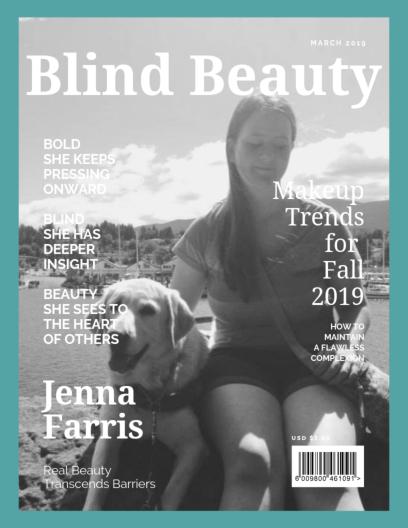 Blind Beauty 72 | Jenna Farris