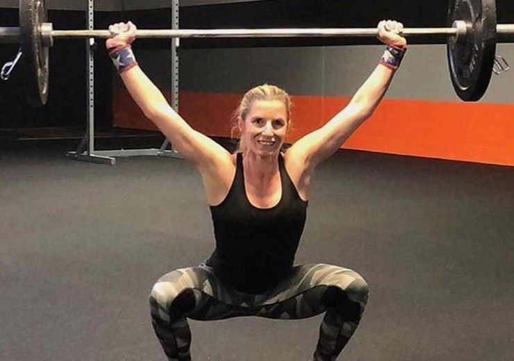 Blind CrossFit Athlete Featured Image Description is in the body of the post.