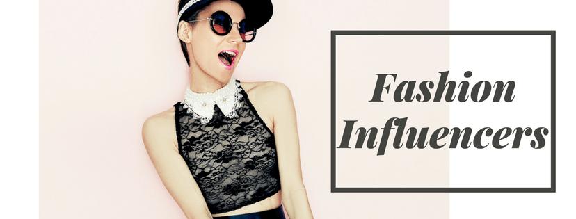 Fashion Influencers