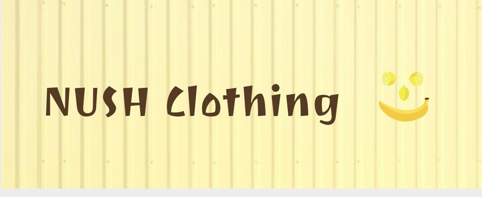 Nush clothing line