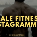 Male fitness Instagrammers