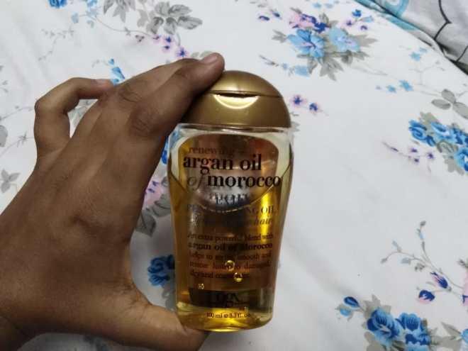 Arian oil