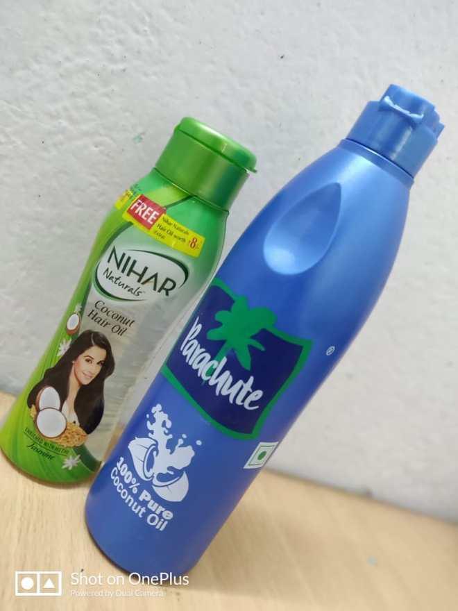 Coconut oil winter skin care