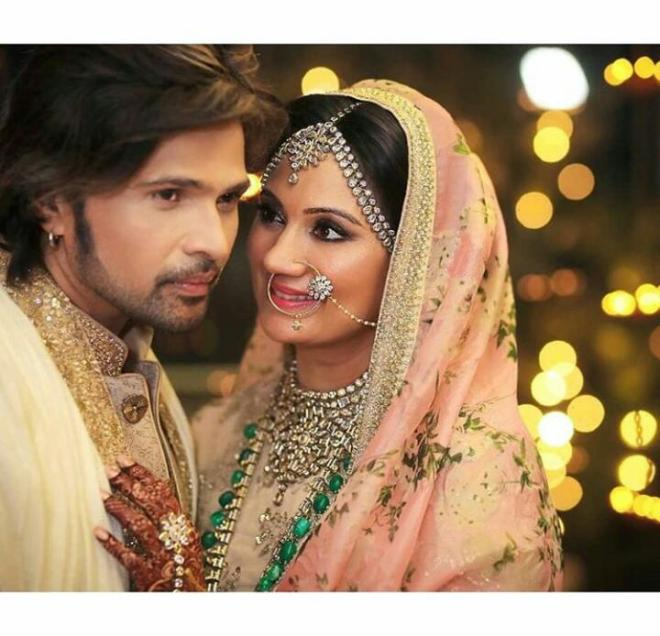 Himesh marriage