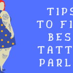 Tips for tattoo