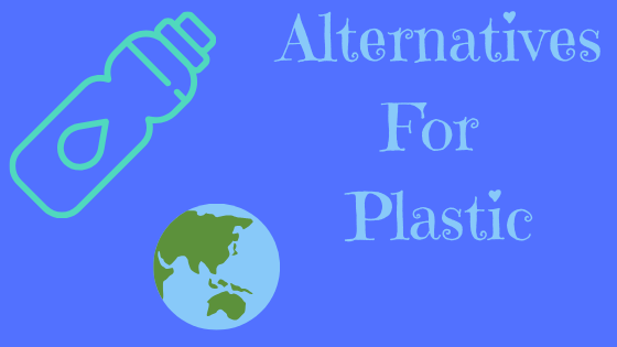 Alternatives For Plastic