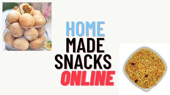 home made snacks online