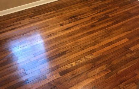 Wood Floor Waxing Bold City Clean