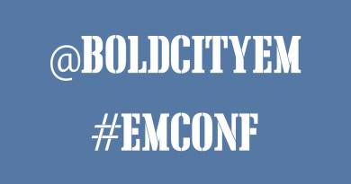 #EMConf