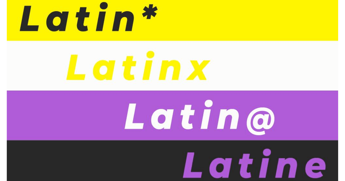 Latinx Pronounced
