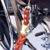 QR WC Leash standard metal side release buckle