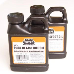 Neatsfoot Oil 8 oz