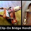 EWH Clip On Bridge Handle option - Everyday Working Harness