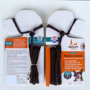 Perfect Pace Halter Leash package front and back 2329 300x300 - The Perfect Pace™ no-pull Halter Leash