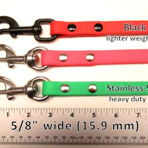 IMG 0369 - Custom Brahma Leads in Limited Colors and Widths
