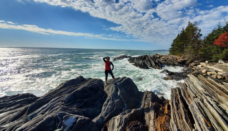 LaVerna Preserve Maine