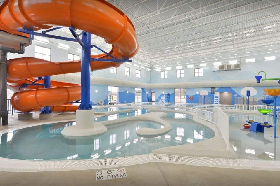 Community Center-pool