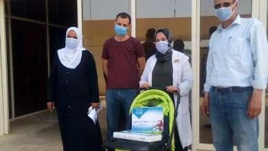 Photo of تعرف على هدية محافظ المنوفية للطفل المولود من أم مصابة بالكورنا