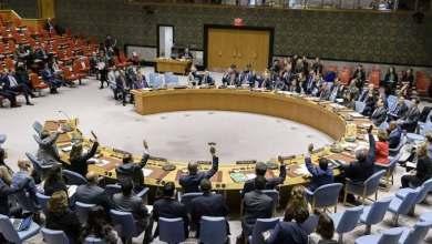 Photo of مجلس الأمن : على اثيوبيا ايجاد حل توافقى قبل ملء السد