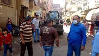Photo of إستمرار  أعمال رش وتطهير وتعقيم الشوارع بتلا المنوفية