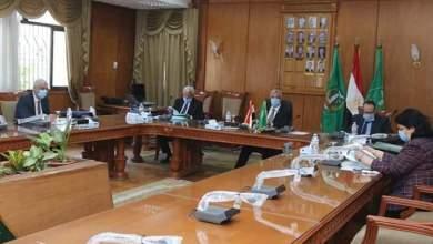 Photo of جامعة المنوفية: إجراء مقابلات للمتقدمين لمنصب عميد كلية التجارة