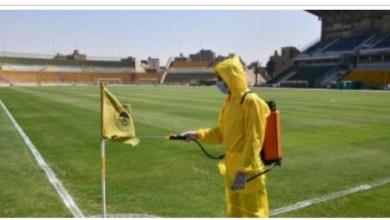 Photo of حملة تعقيم بالمقاولون استعداداً لاستضافة أسوان فى ثانى وديات الجبل الأخضر