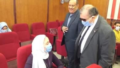 Photo of تكليف مدير الإدارة الطبية بجامعة السادات بتفقد الحالة الصحية لطلبة البكالوريوس