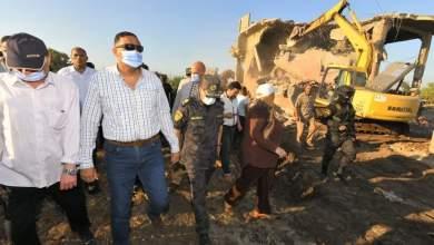 Photo of بالصور : محافظ الدقهلية يقود أكبر حملة لإزالة التعديات فى تاريخ المحافظة