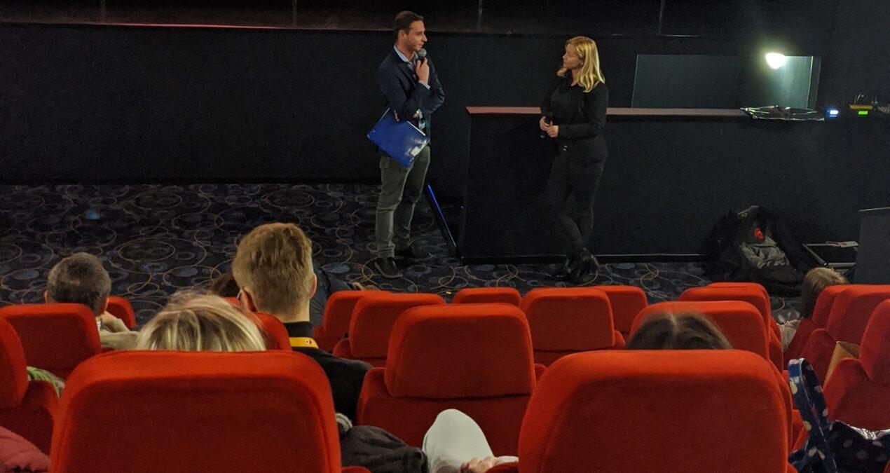 Házassági tanácsadóként a Budapesti Nemzetközi Dokumentumfilm Fesztiválon