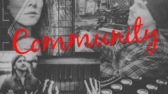 Bold Red Creative Community