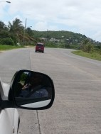 The widest road is in Vieux Fort and has the most accidents compared to the sharp and narrow roads interestingly