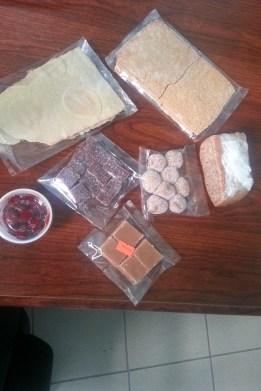 Kweyol Sweets