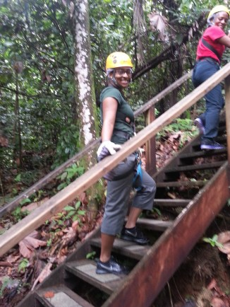 Zip Lining in Dennery (39)