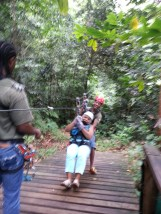 Zip Lining in Dennery (42)
