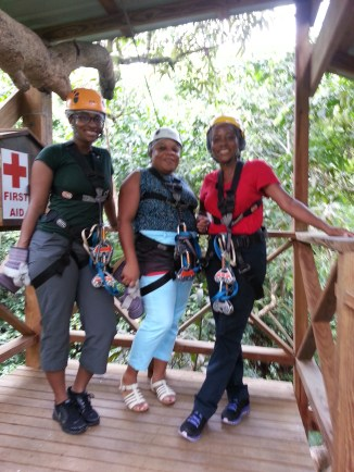 Zip Lining in Dennery (46)