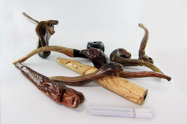 pipa rokok cangklong