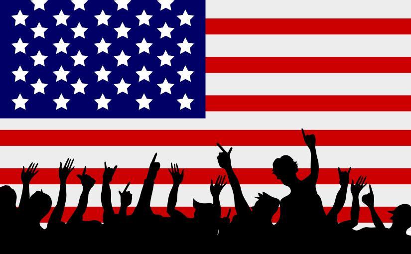 My America…