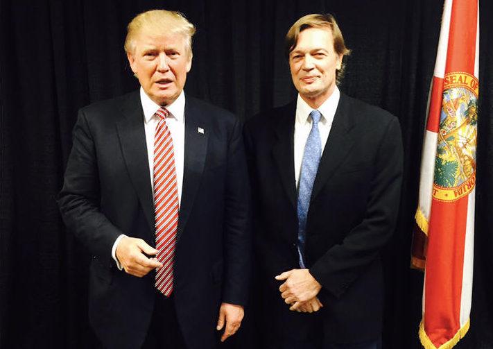 Trump Meets Dr. Wakefield
