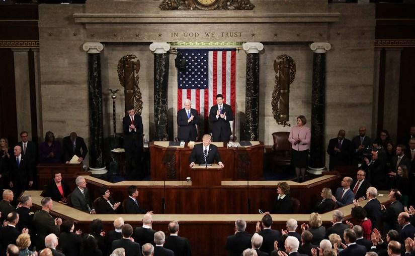 We Need to Make Big Pharma Little Pharma…  Trump Says To Congress: