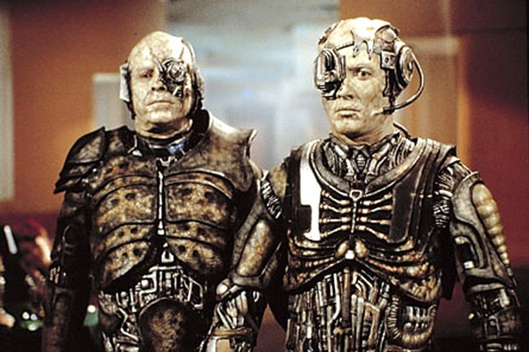 "California Government Becomes Sci-Fi Equivalent of ""The Borg""…"