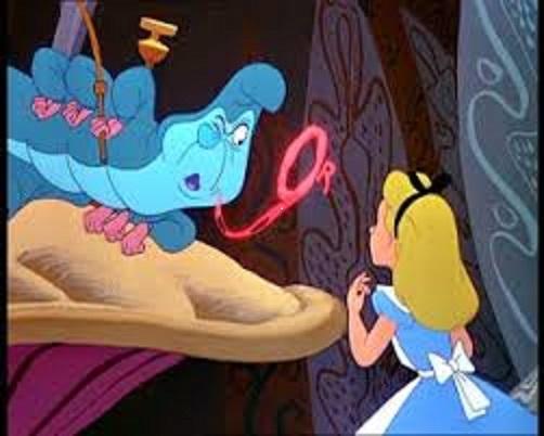 Alice Ate the Mushroom…