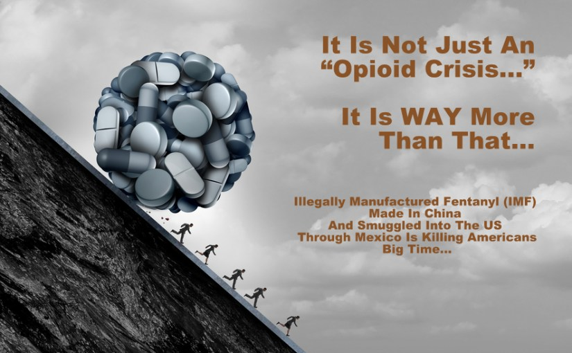 "There is NOT Just a US ""Opioid Crisis"" – There is Something Far Worse Happening…"