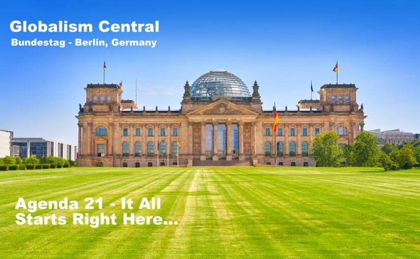 Globalism, Germany, and Angela Merkel…
