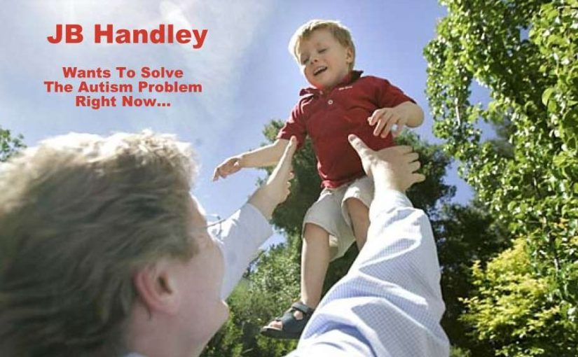 J.B. Handley- The King Of Ruckus…