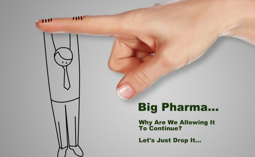 """Big Pharma – """"A House Built on Sand"""" is Collapsing…"""